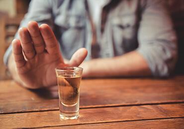 Blokada alkohola