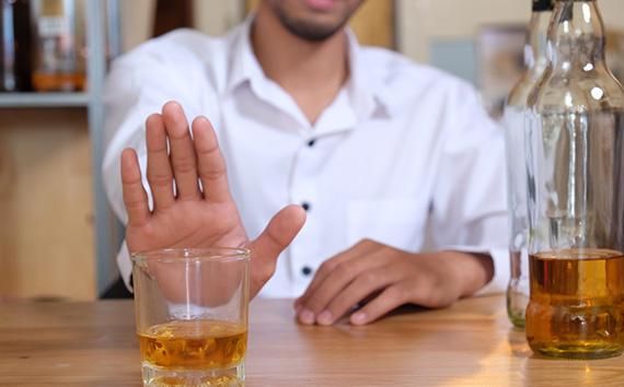 nećete imati želju za konzumiranjem alkohola